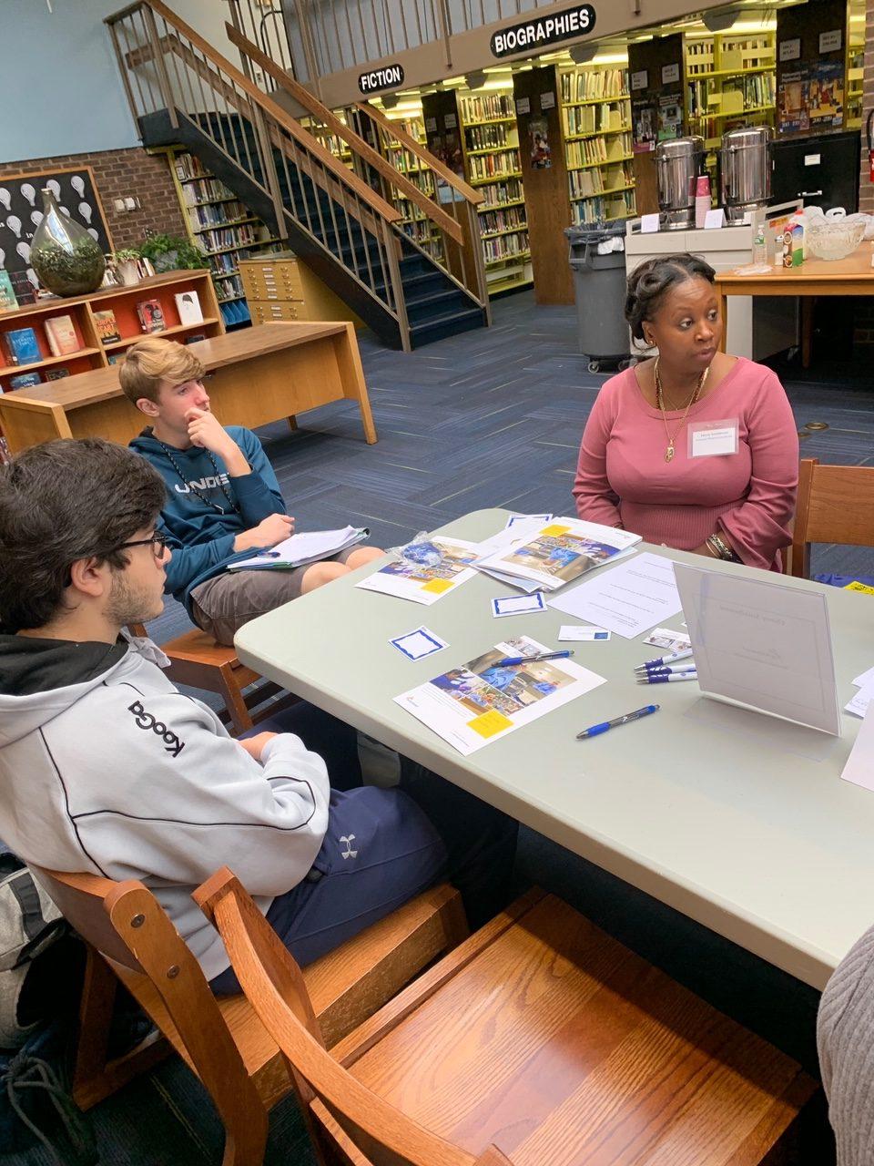 School-to-Community: Mrs. Ebony Smallwood from Amneal Pharmaceuticals, Inc.