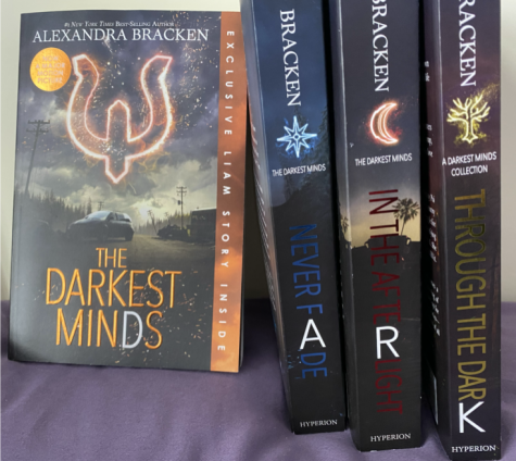 The Darkest Minds and the rest of the Darkest Minds series.