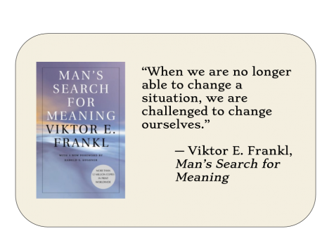 A quote from Frankl