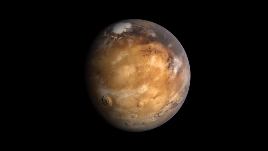 """""""Mars"""" by Kevin M. Gill is licensed with CC BY 2.0. To view a copy of this license, visit https://creativecommons.org/licenses/by/2.0/"""